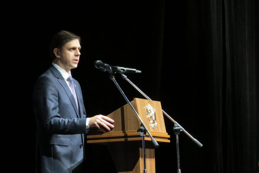19декабря врио губернатора Орловской области выступит синвестиционным посланием