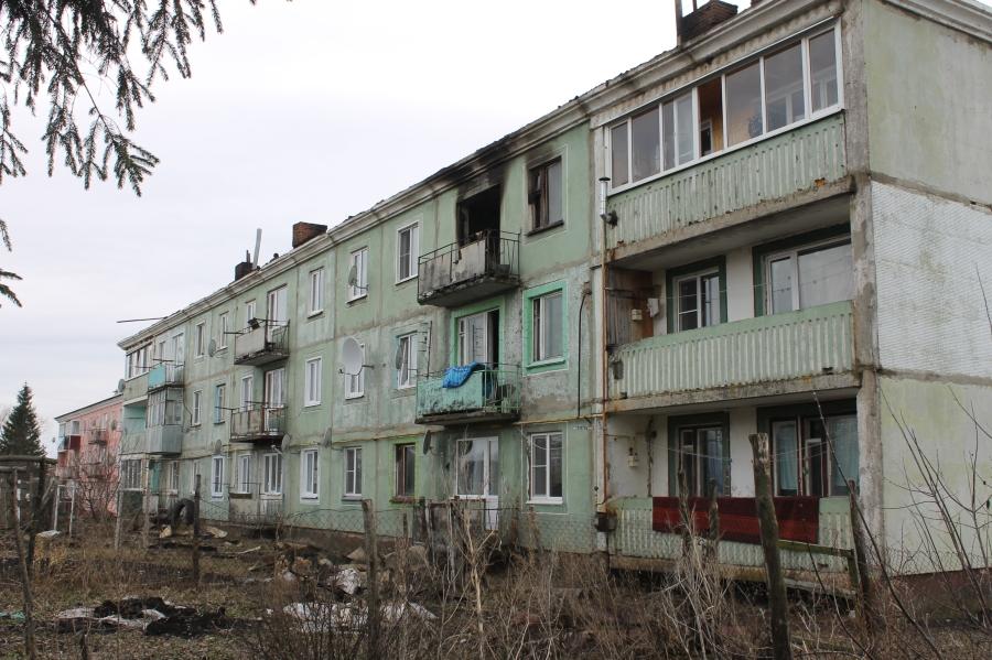 Пострадавшие напожаре граждане деревни Семенихино получат финансовую помощь— руководство Орловской области