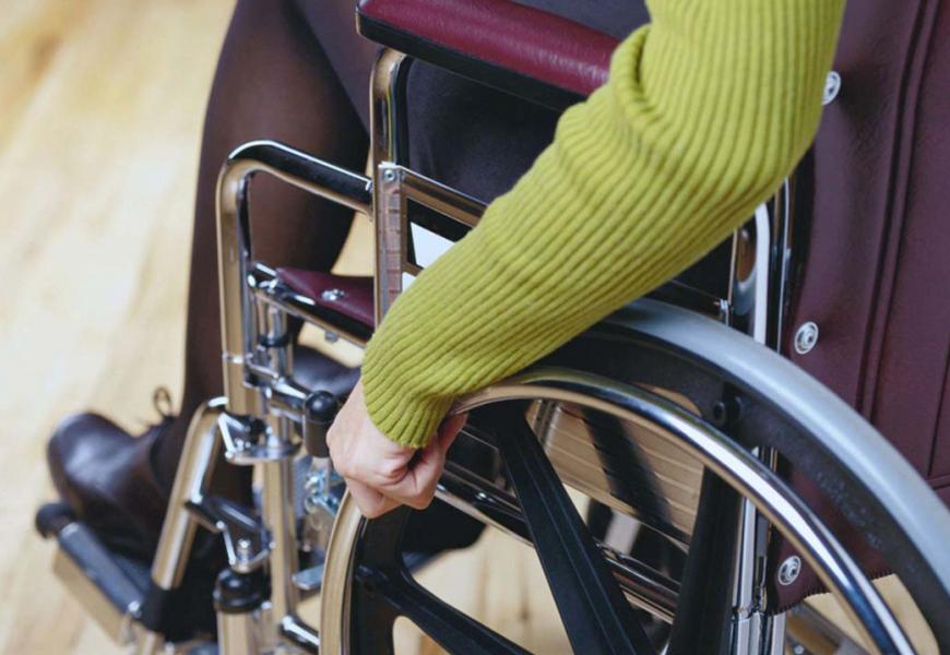 В красноярске сотрудники су ск рф по красноярскому краю проверят информацию об инвалиде-колясочнике