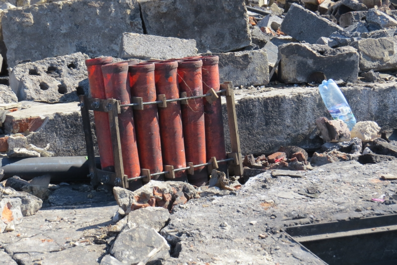 Уголовное дело овзрыве склада пиротехники вОрле направили всуд