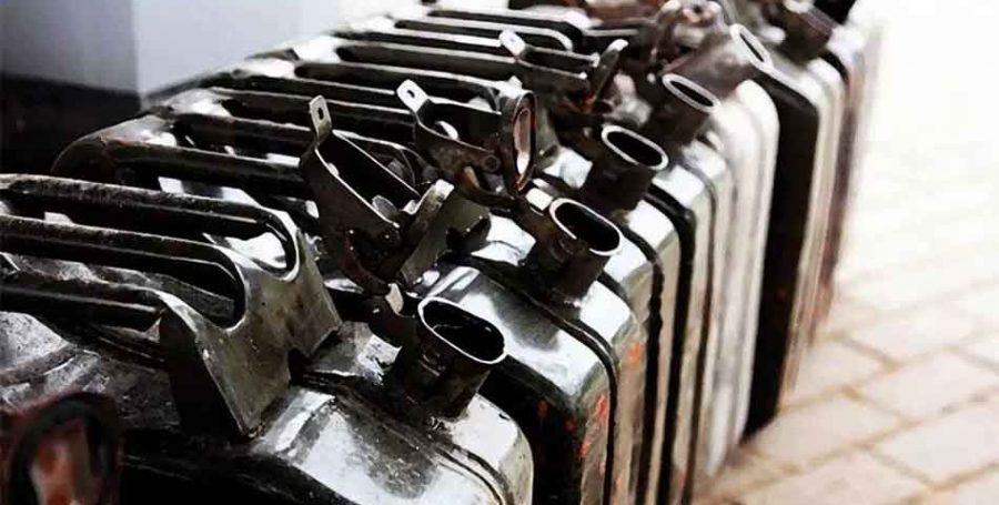 Три жителя Орловской области похитили 163 тонны дизтоплива