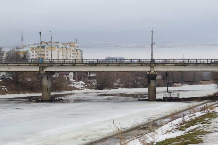 ВОрловскую область приходит паводок— МЧС