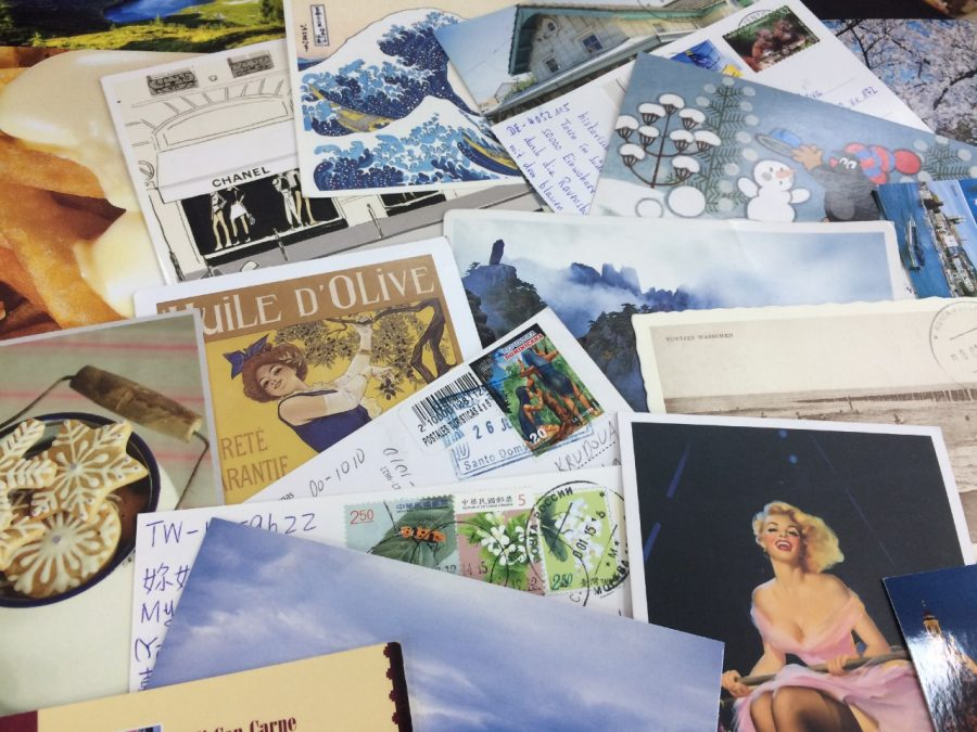 Отправить открытку по всему миру