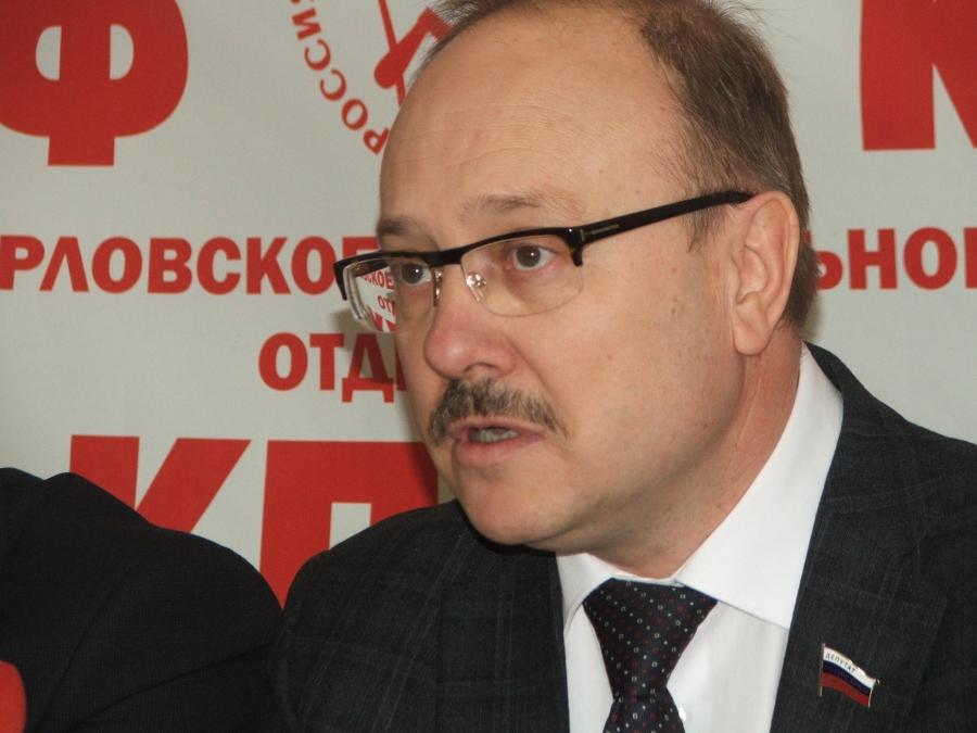 ВОрловской области пострадал очередной монумент вождю пролетариата